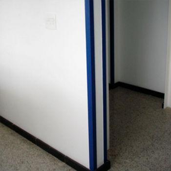 Protetor de parede/bate macas de PVC TEC 093 - 44
