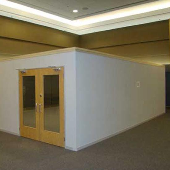 Divisória drywall RU