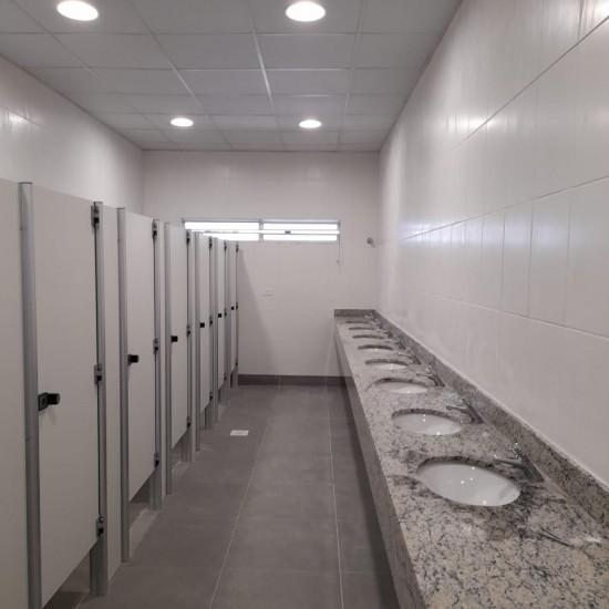 Divisória Sanitária em TS