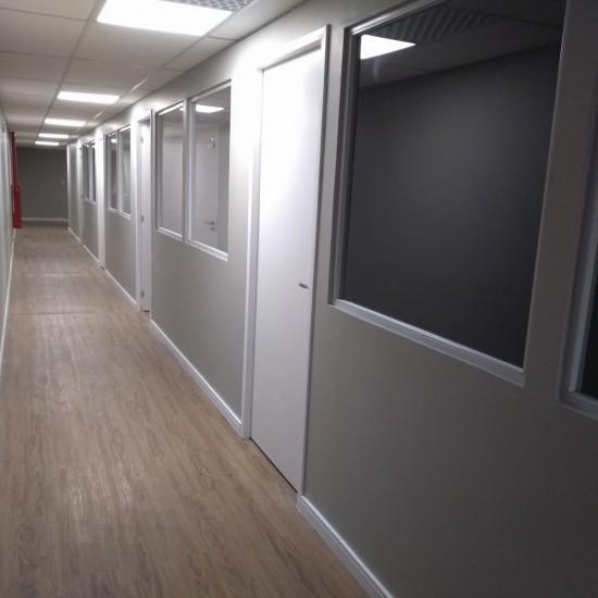 Divisória drywall acústica no ABC